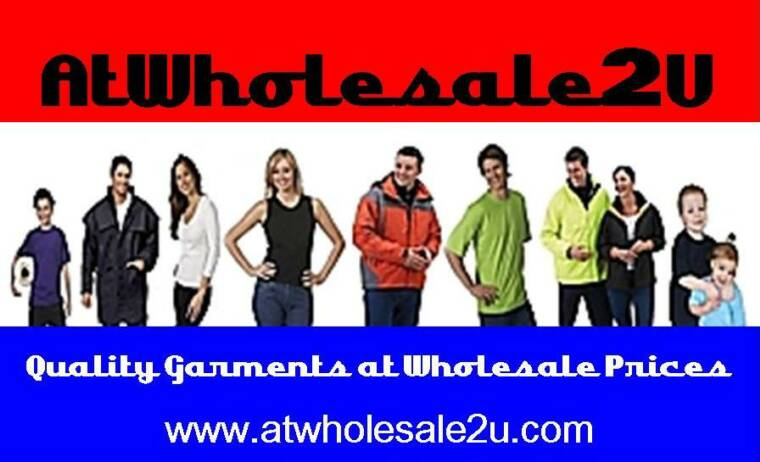 Quality Garments at wholesale prices