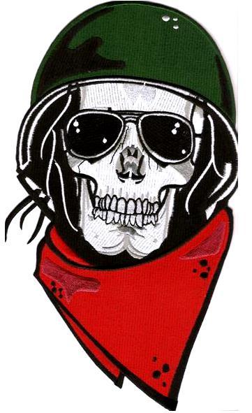 bikers skull logo - photo #17